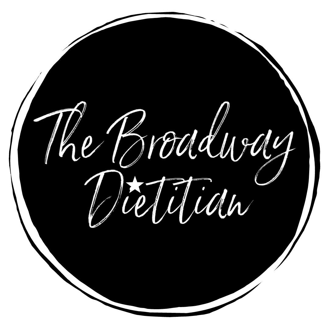 The Broadway Dietitian