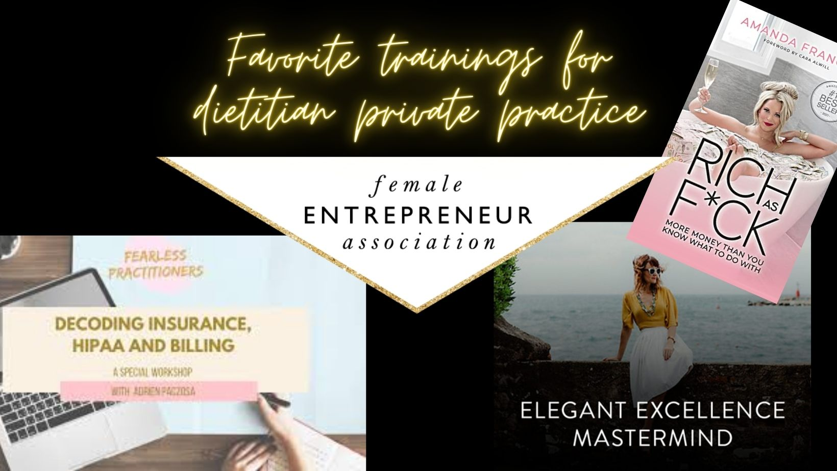 private practice masterminds and trainings