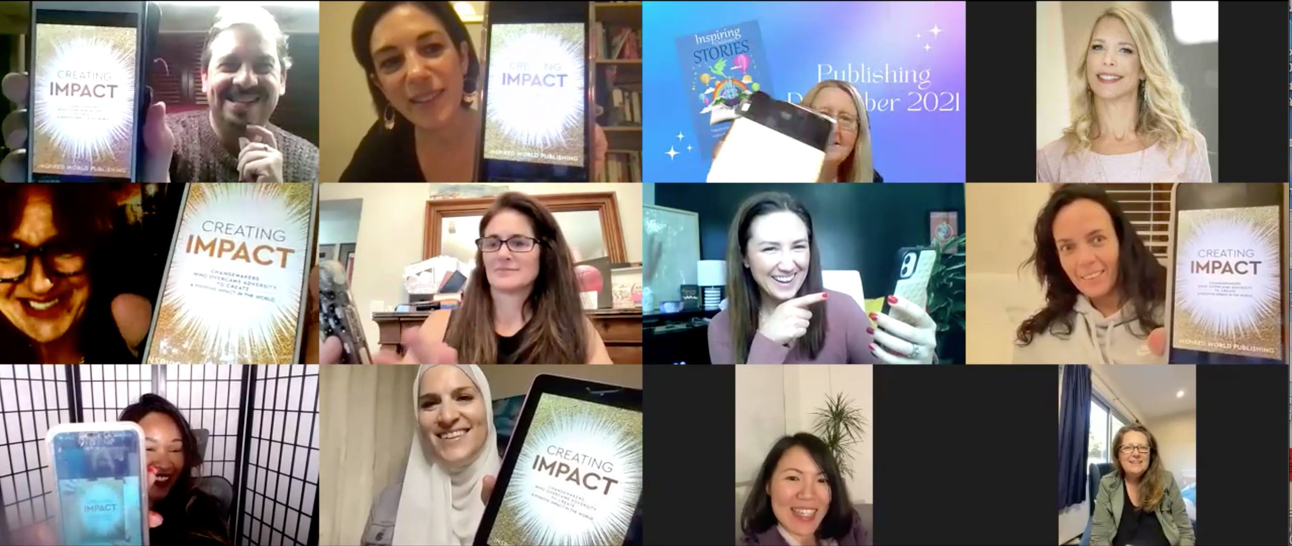 Creating Impact Authors
